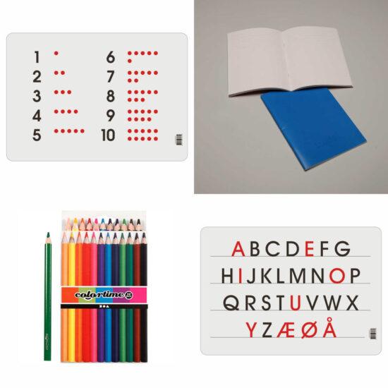 3:5 - nysgerrig på bogstaver og tal 1