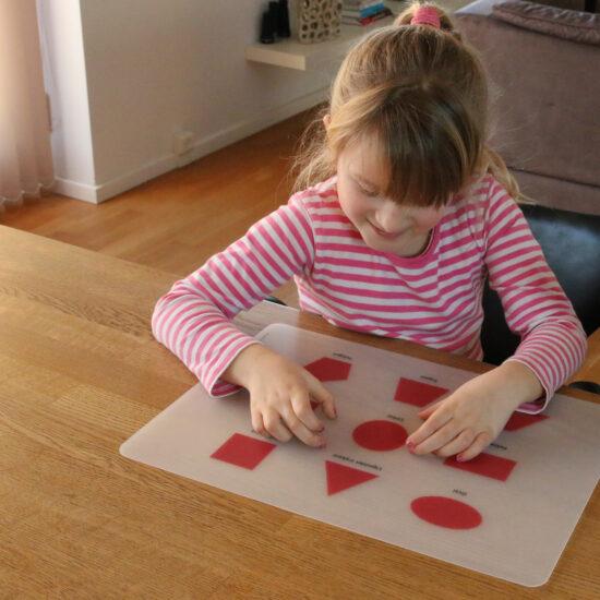 Geometriske figurer 1